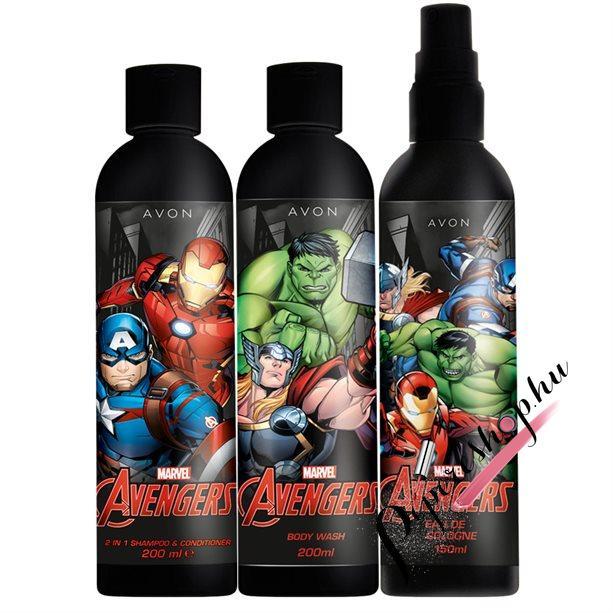 Avon Marvel Avengers szett