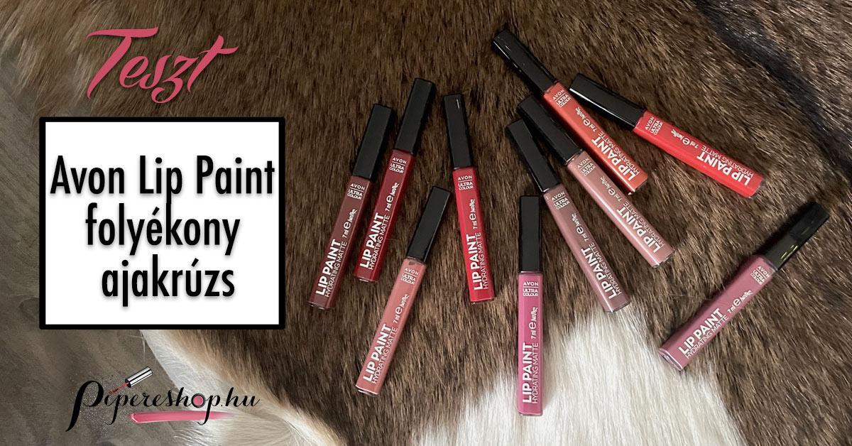 Avon Lip Paint folyékony rúzs