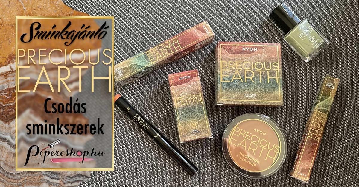 Precious Earth sminkkollekció